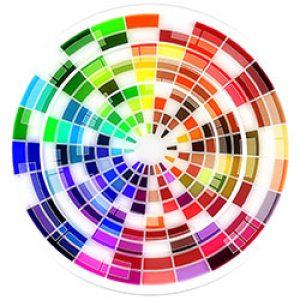 Color Wheel - Massage Table Sheets