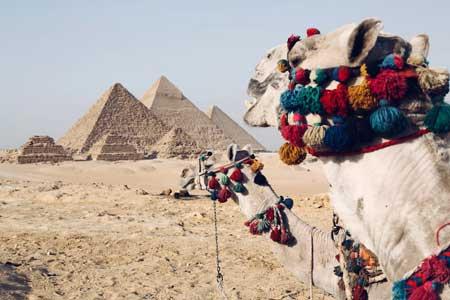 Chakra Pyramid - Ancient Egyptians